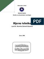 42-Mjerna Tehnika Masinski Fakultet u Zenici922
