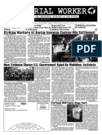 Industrial Worker - Issue #1764, April 2014