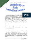 Pacto Mediación de Conflictos