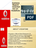 Vodafone business report, 2009