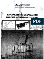 Philippine Ports Authority - Engineering Standards for Port and Harbor Structures