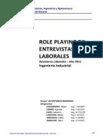 Role+Playing+de+Entrevistas+ +Levantando+Barreras