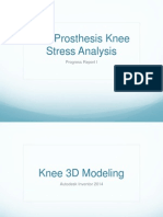 Prosthesis Knee (Jaipur)