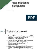 IMC - Module 1
