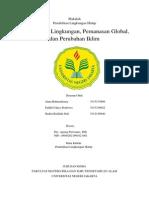 Download Makalah PLH - Pencemaran Lingkungan Pemanasan Global Dan Perubahan Iklim by annarahmadianty SN216039723 doc pdf