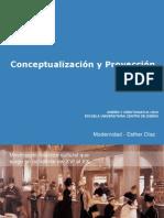 Posmodernidad y Tendencias 2014