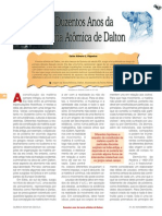 Teoria Atômica de Dalton