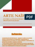 ARTE NAÏF manuel