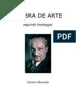 A Obra de Arte - Heidegger
