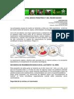 SOPORTE VITAL BÁSICO PEDIÁTRICO Y DEL RECIÉN NACIDO