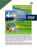 Convocatoria XI Encuentro Departamental de  Semilleros de Investigación RedCOLSI-Nodo Atlántico ok (2)