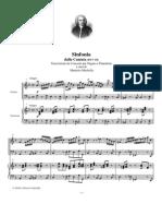 Arioso - 2 pianos