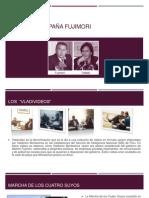 Tercera campaña Fujimori