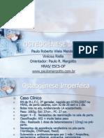 Caso Clinico Osteogenese Imperfeita
