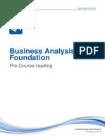 BCS Business Analysis Pre-Course Reading.pdf