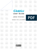 Chordii 4.5 User Guide