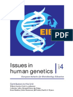 Genetics - 1997 - Issues in Human Genetics European Initiative for Biotechnology Education Unit 4
