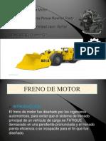 Frenos de Motor