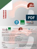 Presentacion Seguridad Trabajos en Altura Chile.2