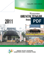 Kca Amuntai Tengah Dalam Angka 2011