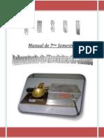 Manual de Mecanica de Suelos I (7o Semestre)