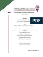 Guia de Auditoria Gubernamental en Mexico