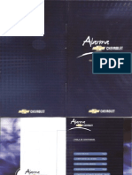 Manual Alarma-chevrolet 1