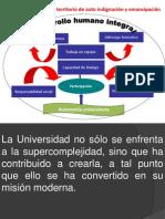 Universidad Como Territorio