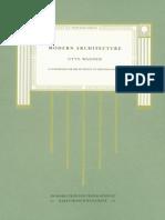Wagner Otto-modern Arch 198
