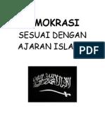 DEMOKRASI CARA ISLAM - Syaikh Abu Muhammad 'Ashim Al Maqdisiy
