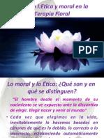 Etica y Moral en La Terapia Floral