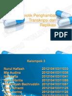 Presentasi Antibiotik Kel.2