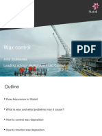 Excellant Wax PPT