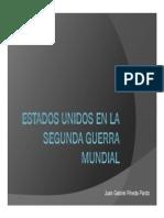 Unidad 10 Estados Unidos en La Segunda Guerra Mundial - Juan Gabriel Pineda Pardo