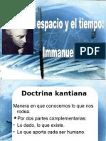 Immanuel Kant y Fernando Savater