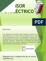 Sensor Foto Electrico