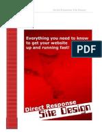 DirectResponseSiteDesign Internet Marketing Make Money Home Business