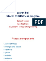 Basket Ball Ppt