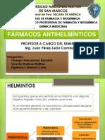 SEMINARIO ANTIHELMINTICOS D3