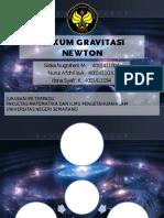 Hukum Gravitasi Newton