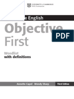 English With Definitions PDF