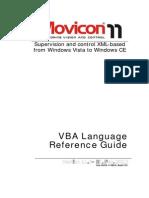 Man Eng Mov11.3 Movicon Vba Language