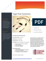 TriggerPulseXfmr2pg Specification