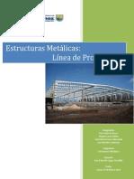 Trabajo Estructuras Metalicas Linea de Produccion (1)