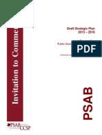 2013-05 Draft Strategic Plan