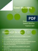 Green Marketing (1)