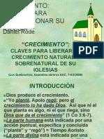 Claves Para Liberar El Crecimiento de La Iglesia2.Ppt