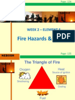 IGC2 Elem 5 (Fire Hazards and Controls)