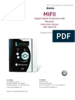 MIF II Instruction Manual