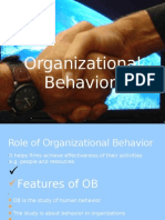 Introduction on Organizational behaviour